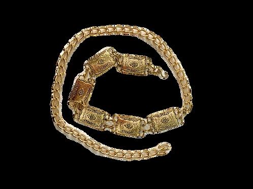 Vivian Gold Belt