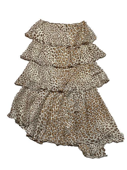 Shona Joy leopard skirt