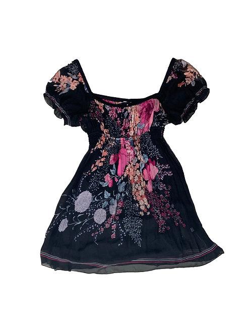 Foley floral dress