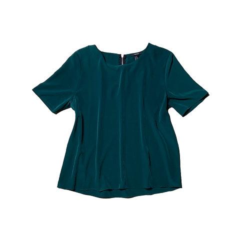 Forever21 green blouse