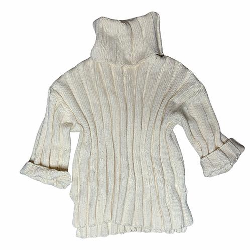 Zara cream knit