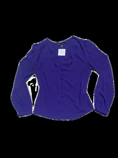 Sweet Rain purple blouse