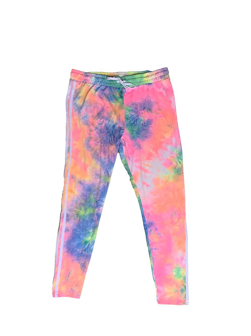 Fashionnova rainbow waistband leggings