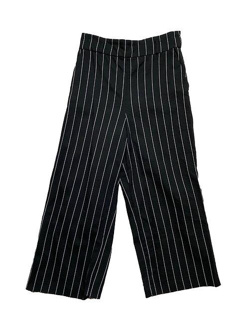 Dynamite black white pinstripe pants