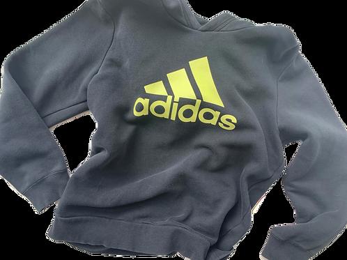 Adidas neon hoodie