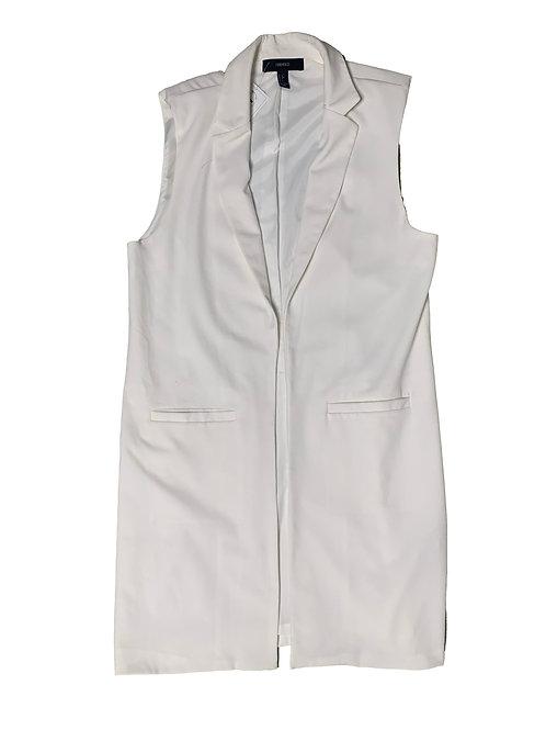 Forever 21 cream vest