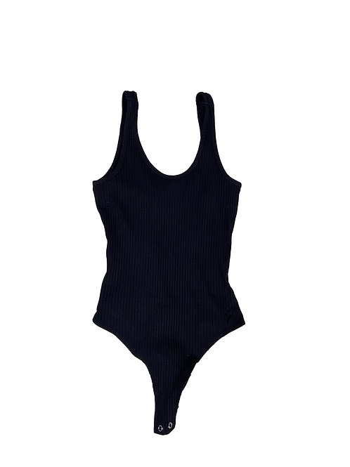 Jo&Co black tank bodysuit