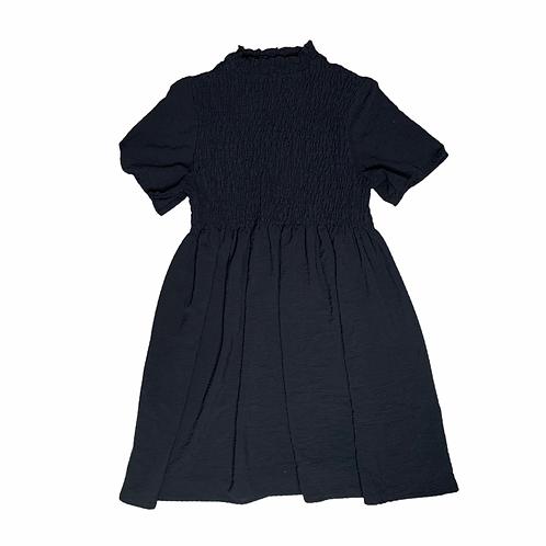 Date black dress