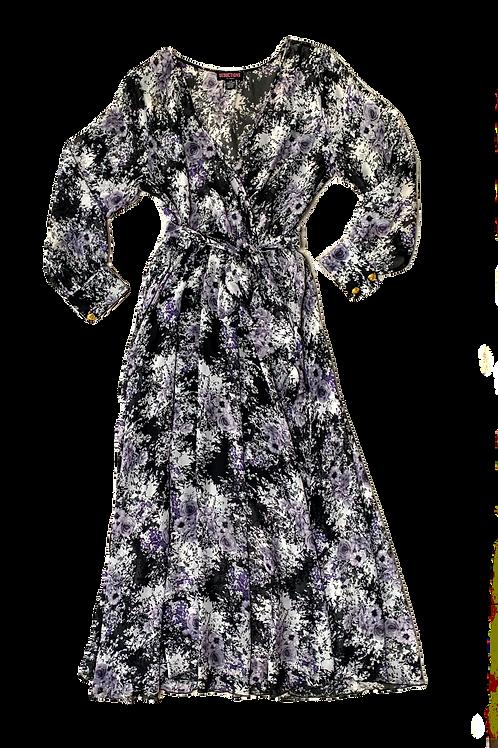 Seduction Floral Dress