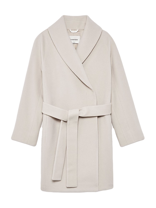 Babaton Sian Wool Coat
