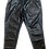 Thumbnail: H&M black faux leather joggers