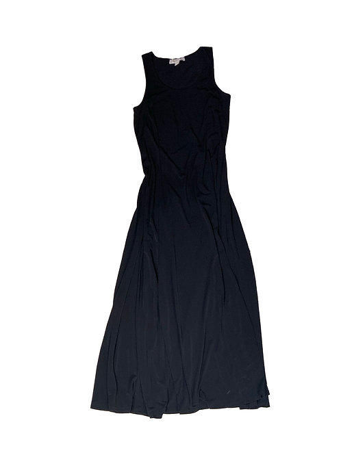 Michael Kors black maxi dress