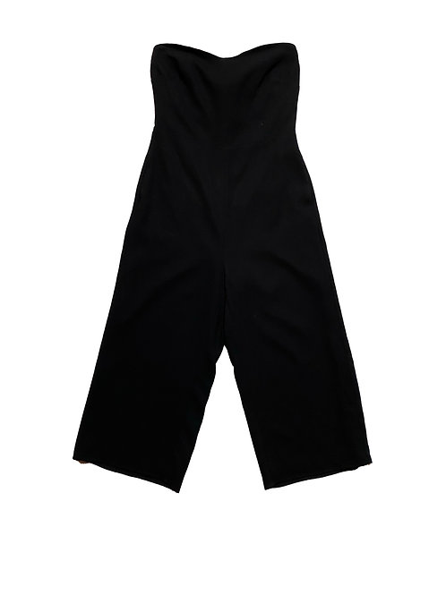 Wilfred black jumpsuit