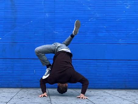 """Plume"" dance video"