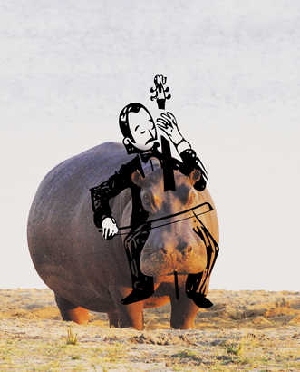 Hippopotamus(ic)