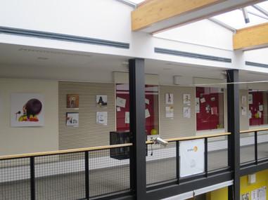 Exhibition in KC Zahrada
