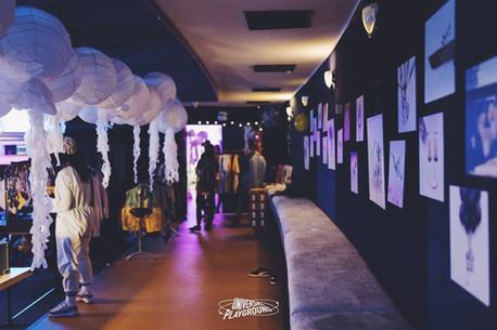 Universal Playground exhibition