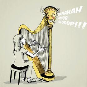 Ha Ha Harp