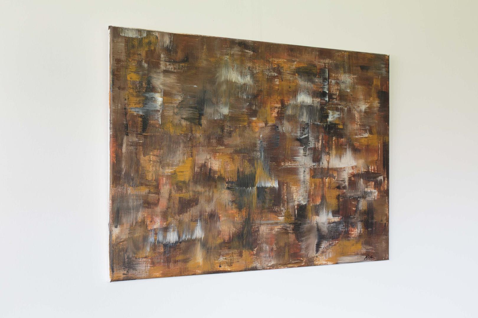 Toskana – Acryl auf Leinwand