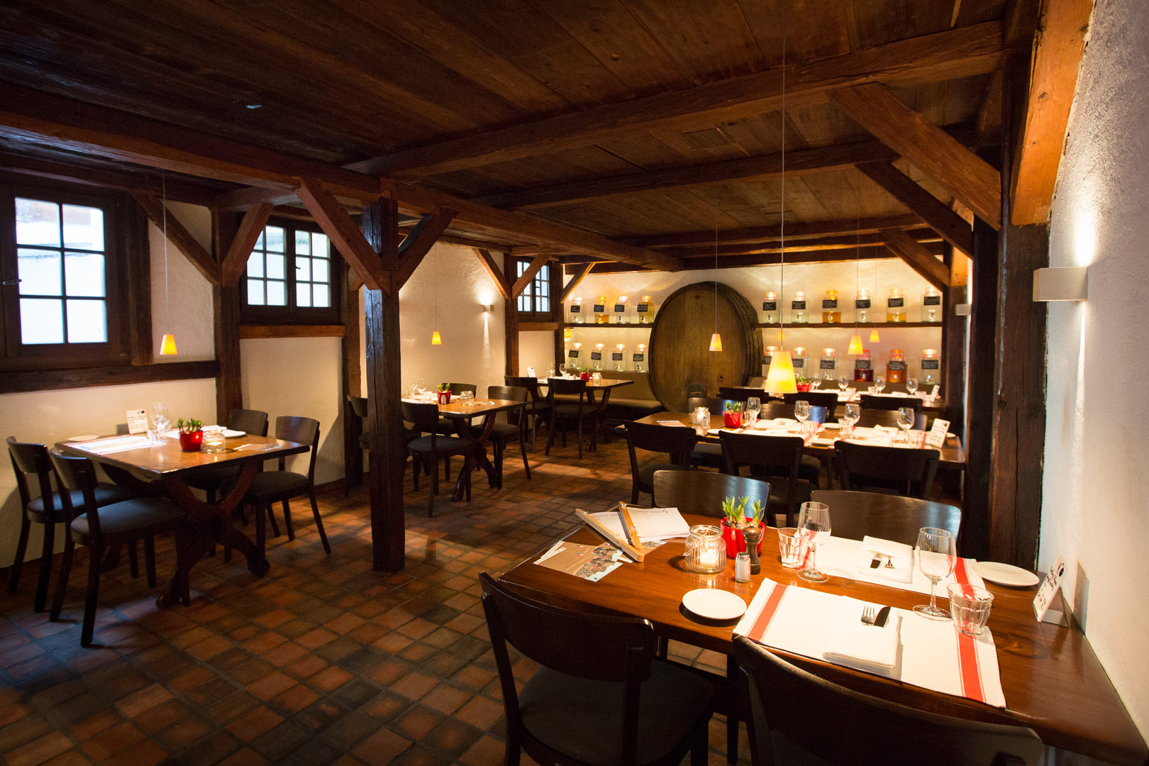 Hotelfotografie –Restaurant Bränte