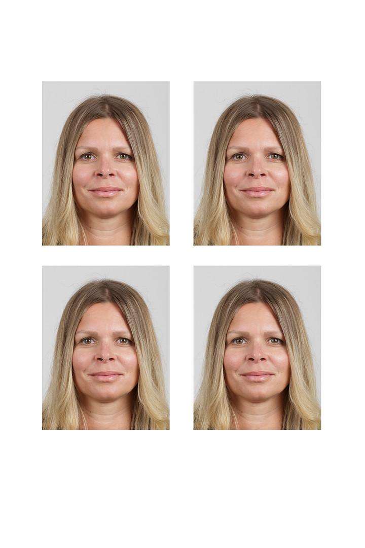 biometrisches Passfoto