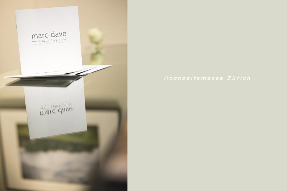 Broschüre Marc-Dave Hochzeitsfotografie