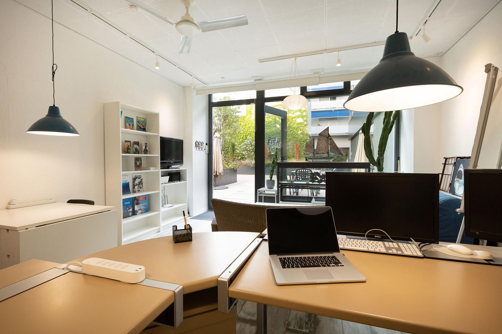 Workspace und Coworking, Zürich-Altstetten
