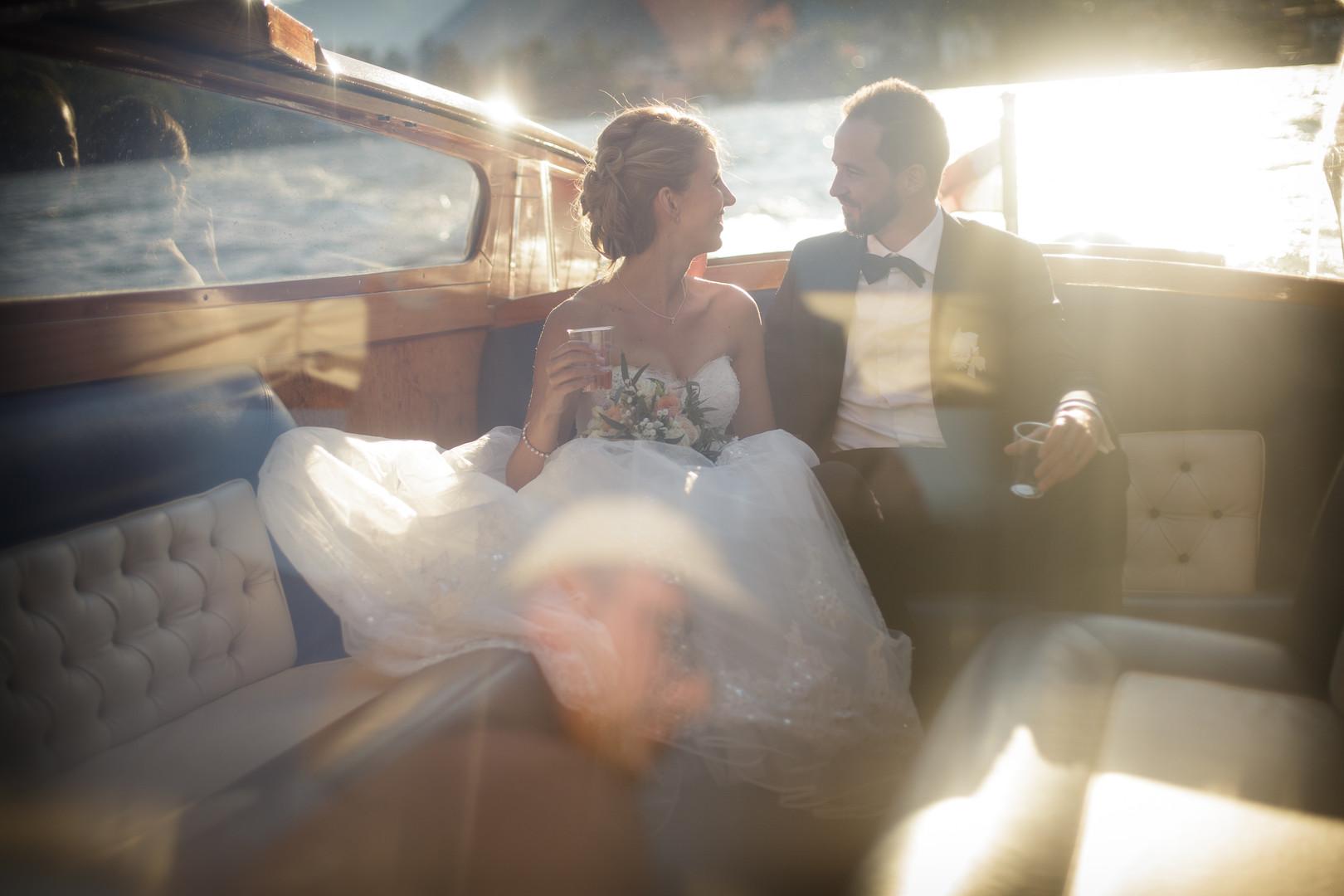 Hochzeit am Comersee