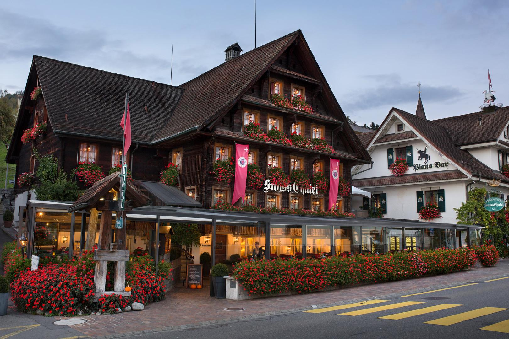 Hotelfotografie – Swiss Chalet
