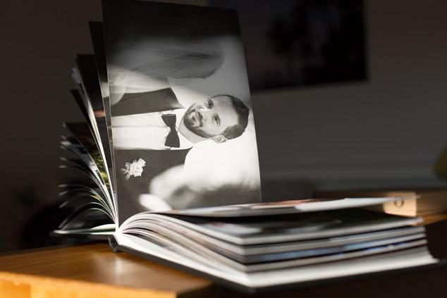 Ein Album in höchster Qualität – langlebig und bestens verarbeitet
