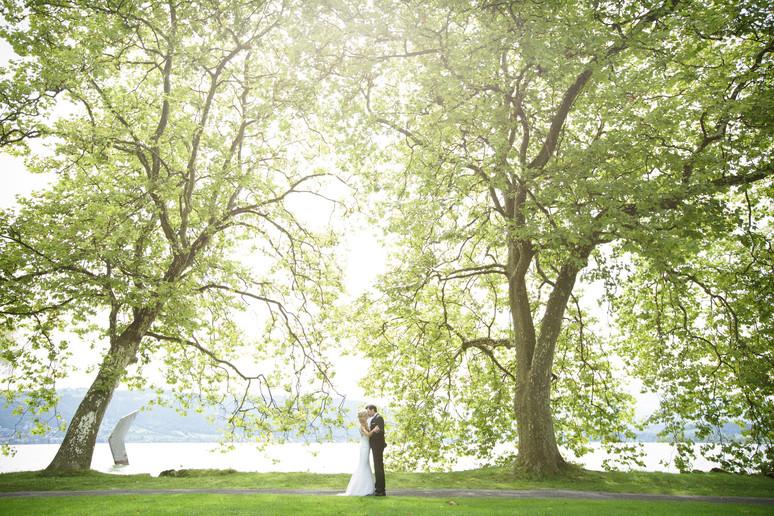 Hochzeit Villa Villette Park