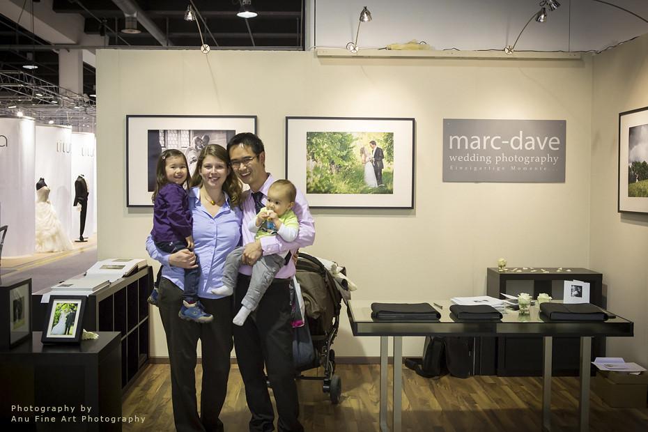 Familie, Hochzeitsmesse Zürich, Marc-Dave