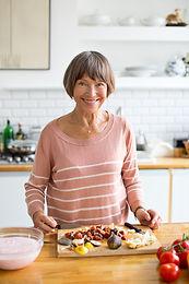 Atelier diététique et alimentation seniors