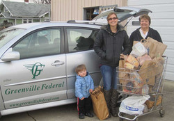 Greenville Federal Donation