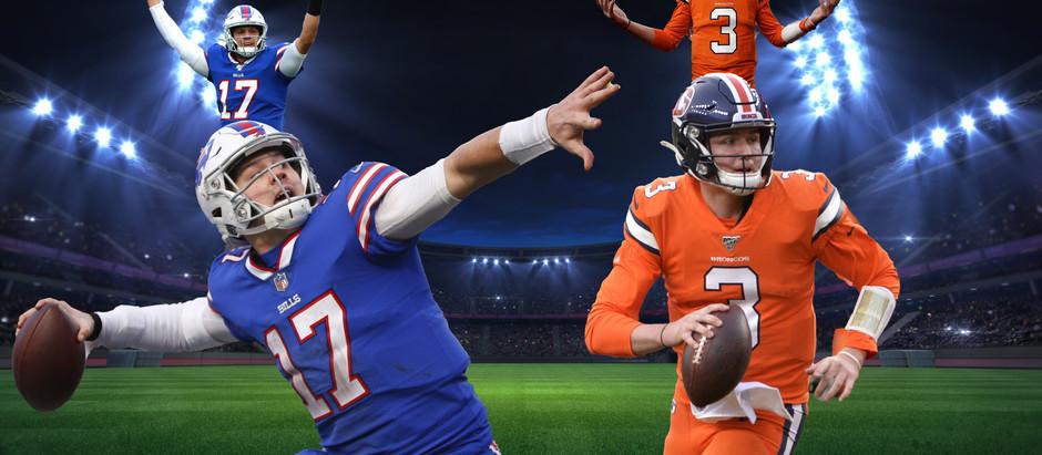 Buffalo Bills vs Denver Broncos NFL game odds, preview, and picks!