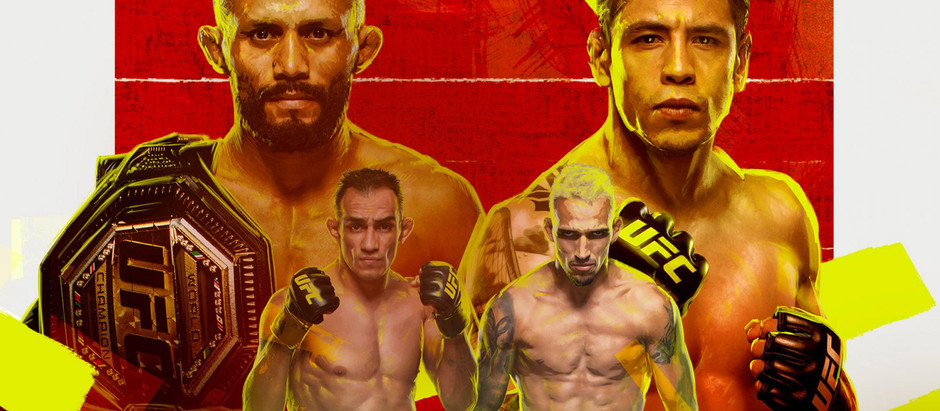 UFC 256: Main And Co-Main Event Odds, Preview, and Predictions