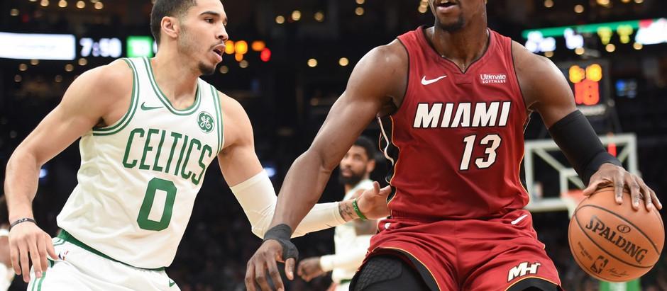 Boston Celtics vs Miami Heat Odds, Prediction & Picks