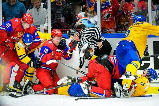 Will Russia end Sweden's 54 game World Junior win streak? Odds, Preview and Picks!