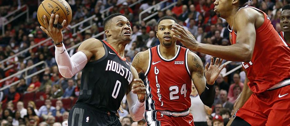 Houston Rockets vs Portland Trail Blazers Odds, Prediction & Picks