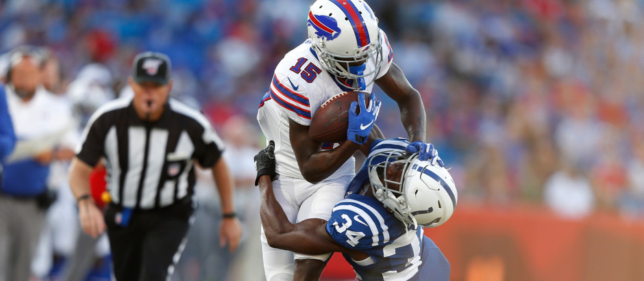 Wildcard Weekend Indianapolis Colts at Buffalo Bills NFL Game Best Bets!