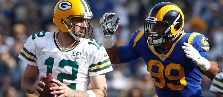 Best Bets for Rams at Packers Divisional Round NFL Game!
