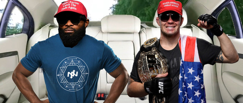 UFC Vegas 11: Covington vs. Woodley Odds, Preview, and Predictions!