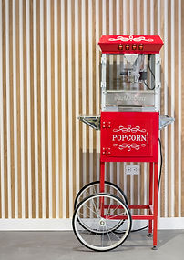 Popcorn Ständer