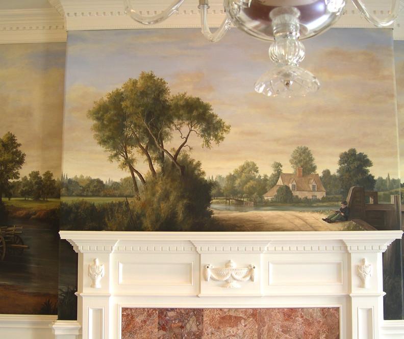 John Constable Detail