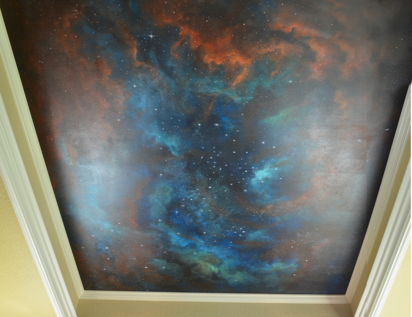 Nebula Mural