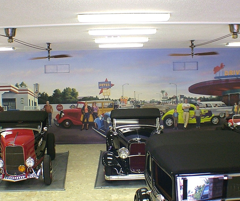 Car Museum Overview