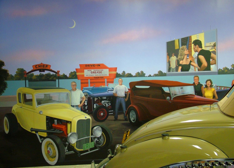 Car Museum Sliver Moon