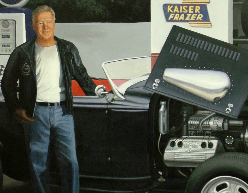 Car Museum Owner Detail