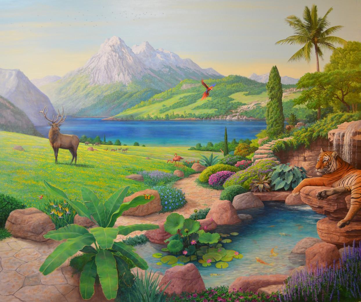 Paradise Landscape