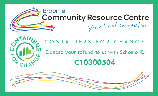Containers for Change scheme donation ca